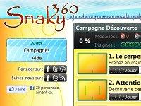 image du jeu Snaky 360