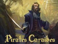 image du jeu Pirates Caraïbes