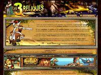 image du jeu Les 3 Reliques
