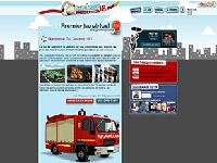image du jeu Jeu de pompiers - Secteur 18