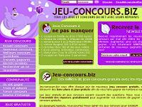 image du jeu Jeu-concours.biz - Guide des jeux concours