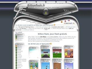 image du jeu Jeux gratuits - Billion flash