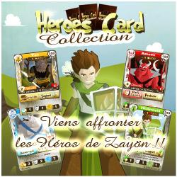image du jeu Heroes Card Collection