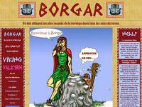 image du jeu Borgar : jeu de rôle viking