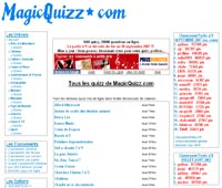 image du jeu MagicQuizz.com